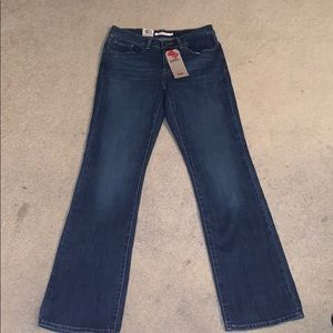 NWT Levi's bootcut jeans